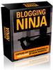 Thumbnail *NEW* Blogging Ninja With Master Resell Rights