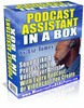 Thumbnail NEW* Podcast Assistant In A Box With MRR