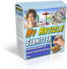 Thumbnail HOT!* My Article Submitter With Resale Rights