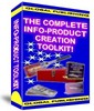 Thumbnail The Complete Info Product Creation Toolkit with Resale Right