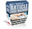 Thumbnail Article Page Machine With Resale Rights