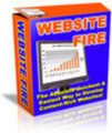 Thumbnail NEW!* Website Fire With PLR Rights