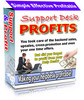 Thumbnail NEW!* SUPPORT DESK PROFITS  WIth PLR**