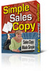 Thumbnail NEW!*  Simple Sales Copy software program With PLR