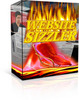 NEW!* Website Sizzler With PLR*