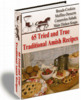 NEW!* Fried And True Amish Recipes + Resale Rights.