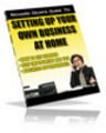 Thumbnail NEW!* Insiders Handbook Business From Home With MRR*