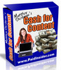 Thumbnail NEW!* Cash For Content With MRR*