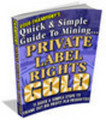 Thumbnail NEW!* Mining Private Label Rights Gold MRR*