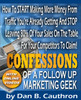 NEW!* Confessions of a Follow Up Marketing Geek MRR*