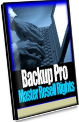 Product picture New* Backup Pro  With MRR