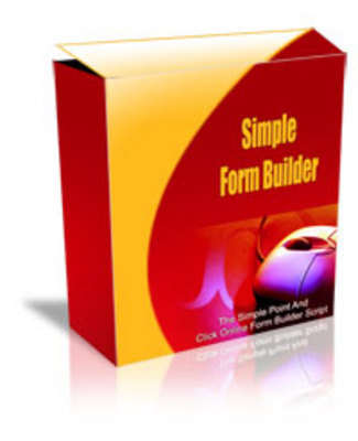 Product picture Simple Forum Builder with Resell RIghts