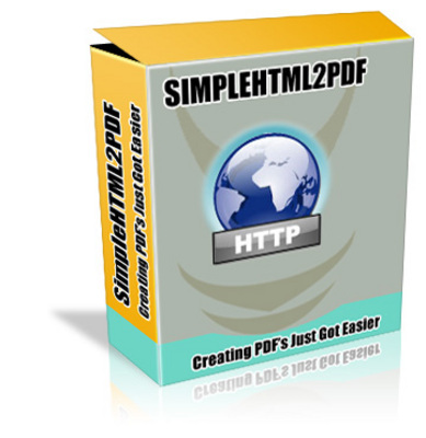 Product picture NEW* Simple Html To PDF With Resell RIghts