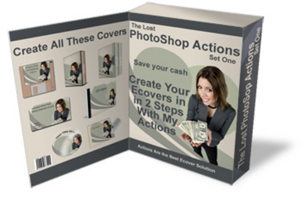 Product picture NEW* Photoshop Action Scripts With Resell RIghts