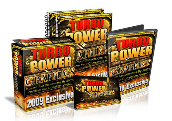 Product picture NEW*!Turbo Power Graphics (MRR)