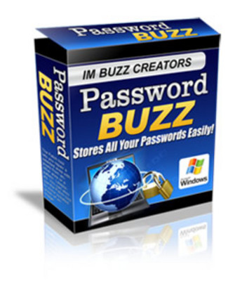 Product picture NEW!* Password Buzz With MRR