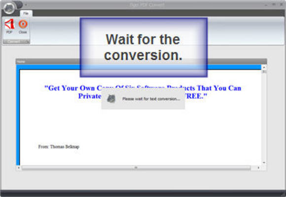 Product picture NEW!* Tiger Pdf Convertor With Resell Rights.