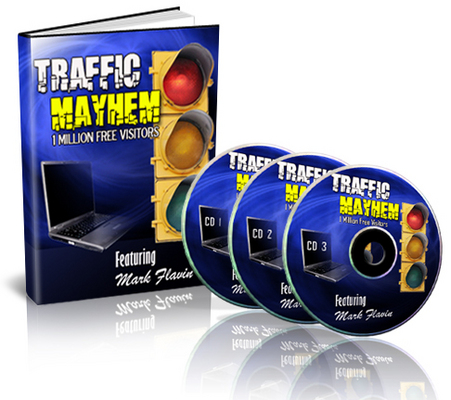Product picture NEW!* Traffic Mayhem With MRR*