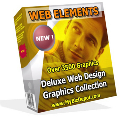 Product picture NEW!* Over 3500  Deluxe Web Design ! + MRR*