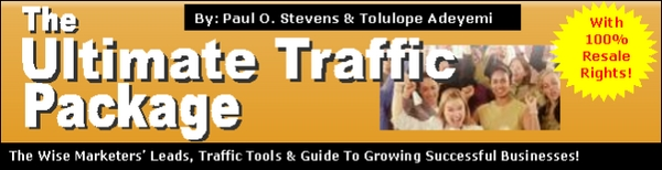 Product picture The Ultimate Viral Traffic Generator With Resale Rights*