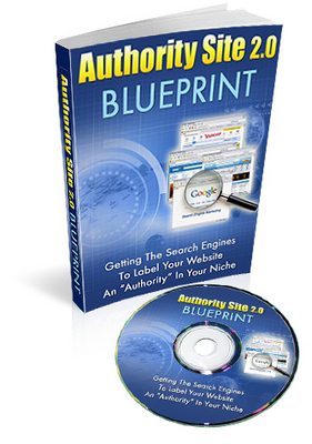 Product picture NEW!* The Authority Site 2.0 Blueprint With Resale Rights