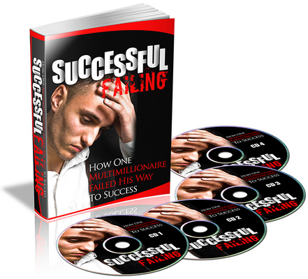 Product picture NEW!* Successful Failing Audio + PLR*