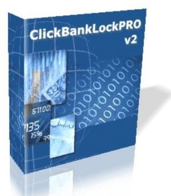 Product picture NEW!* Click Bank Lock Pro + PLR*