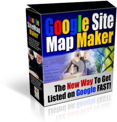 Product picture Google Site Map Maker With PLR*