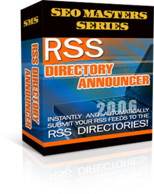 Product picture NEW!* RSS Announcer With PLR*
