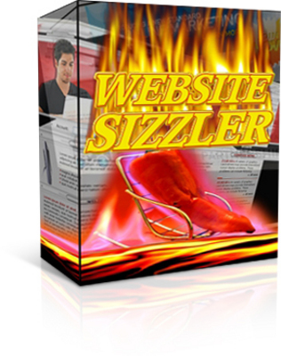 Product picture NEW!* Website Sizzler With PLR*