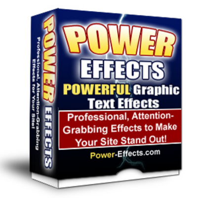 Product picture NEW!* Power Effects V2  With MRR