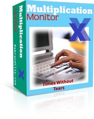 Product picture NEW!* Multiplication Monitor With MRR*