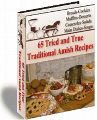 Product picture NEW!* Fried And True Amish Recipes + Resale Rights.