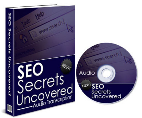 Product picture NEW!* Seo Secrets Uncovered With MRR