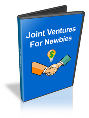 Product picture NEW!* Joint Ventures for Newbies Video Series With MRR*
