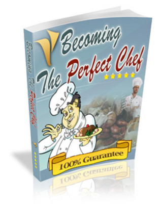 Product picture NEW!* Becoming The Perfect Chef With MRR*