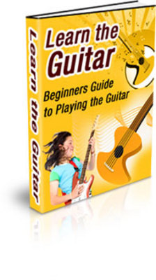 Product picture NEW!* Learn Guitar Ebook With MRR**