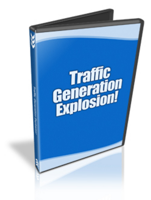 Product picture NEW!* Traffic Generation Explosion With MRR*