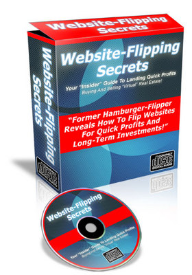 Product picture NEW!* Website Flipping Secrets With MRR*