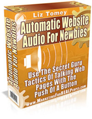 Product picture NEW!* Website Audio For Newbies MRR*