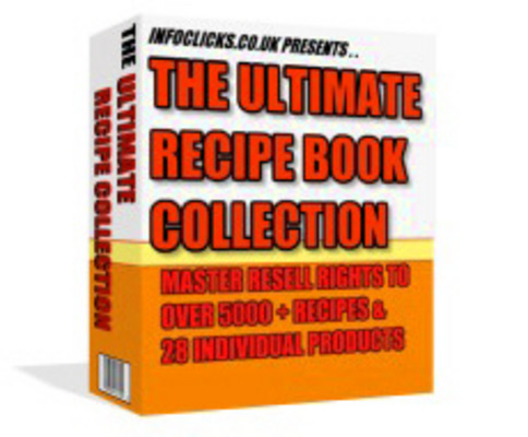 Product picture Recipes Bundle With MRR*