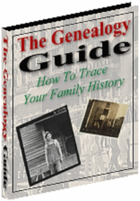 Product picture The Genealogy Guide