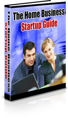 Product picture NEW!* The Home Business Startup Guide  MRR*