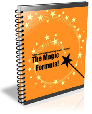 Product picture NEW!* The Magic Formula MRR*