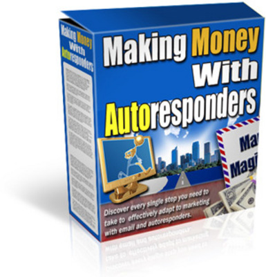 Product picture NEW!* Making Money With Auto responders MRR*