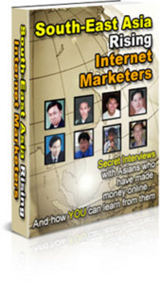 Product picture South-East Asia Rising Internet Marketers! MRR*