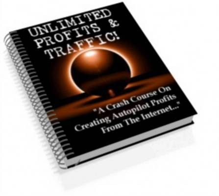 Product picture NEW!* Unlimited Profits & Traffic MRR
