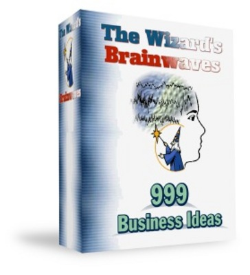 Product picture NEW!* The Wizard BrainWaves With MRR*