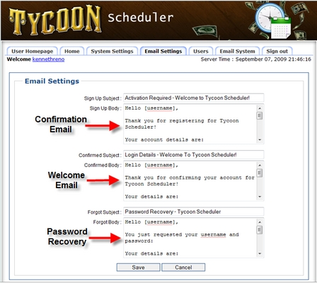 Product picture Tycoon Schelduler Software ( Resale Rights )